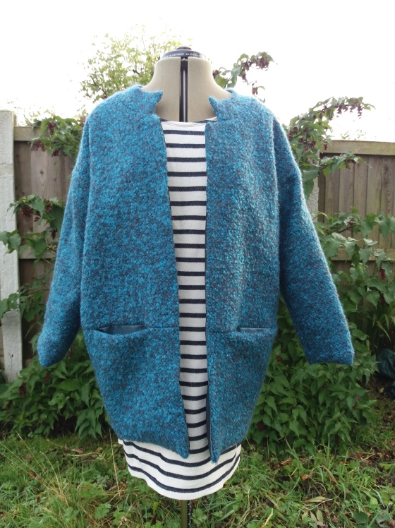 Sew Different Cocoon Jacket